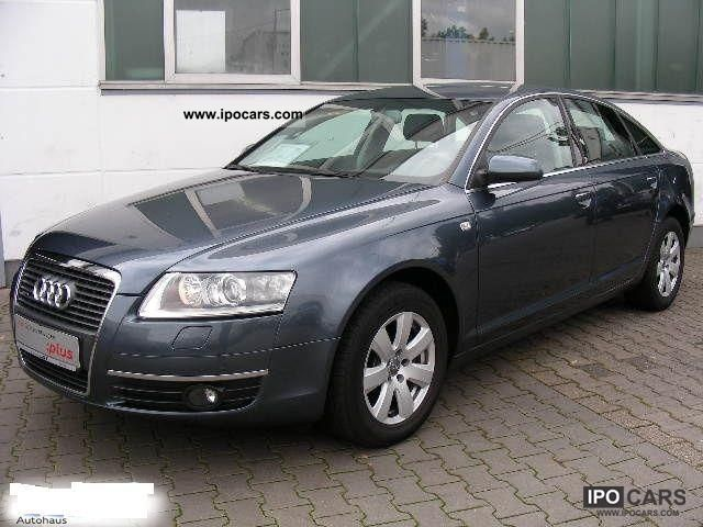 2008 audi a6 3 2 fsi quattro tiptronic new service net car photo and specs. Black Bedroom Furniture Sets. Home Design Ideas