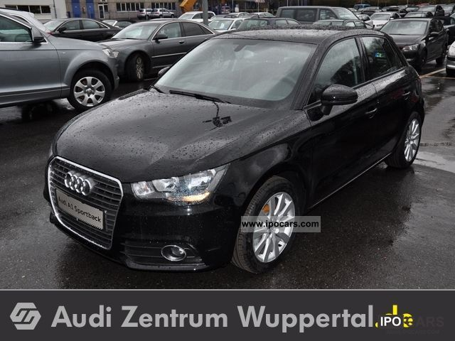 2011 Audi  A1 Sportback 1.6 TDI Attraction Limousine New vehicle photo