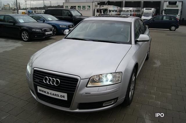 2007 Audi  A8 3.0 TDI DPF / FACELIFT / NET: 19.300, -! Limousine Used vehicle photo