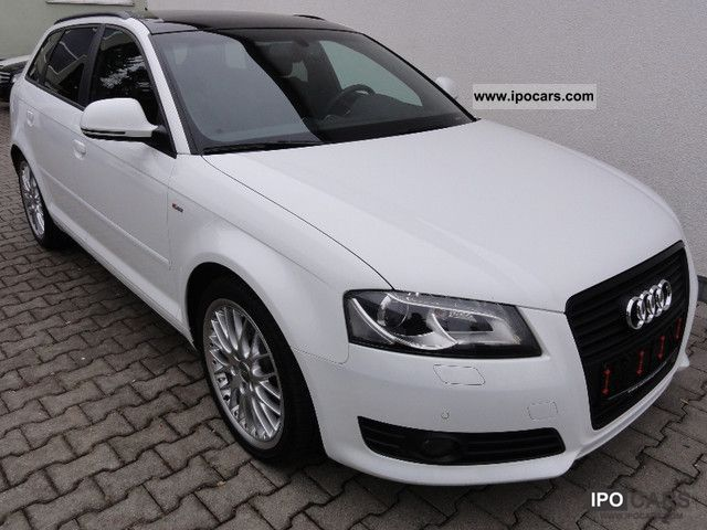 2009 audi a3 2 0tdi dpf s line sportp plus top equipment car photo and specs. Black Bedroom Furniture Sets. Home Design Ideas
