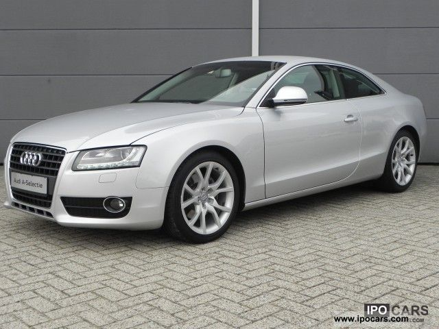 2008 audi a5 coupe 2 7 tdi automaat pro line car photo and specs. Black Bedroom Furniture Sets. Home Design Ideas