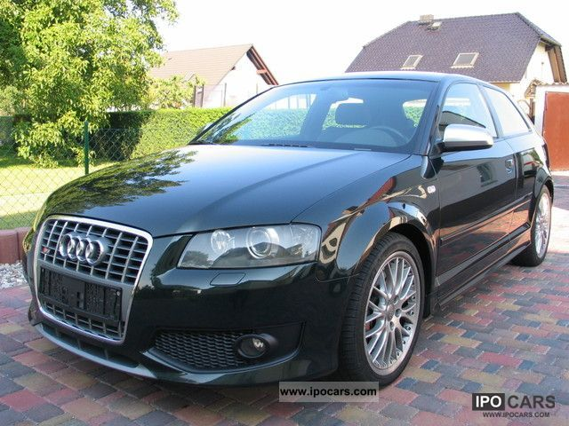 2007 audi s3 navi plus leather xenon car photo and specs. Black Bedroom Furniture Sets. Home Design Ideas