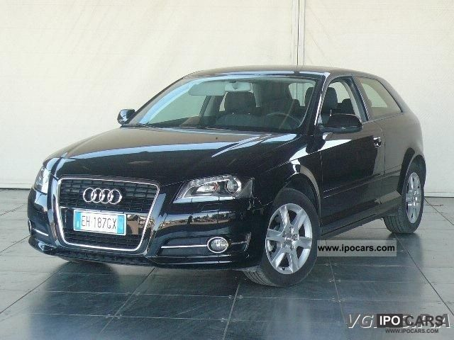 2011 audi a3 1 6 tdi dsg attraction fap car photo and specs. Black Bedroom Furniture Sets. Home Design Ideas