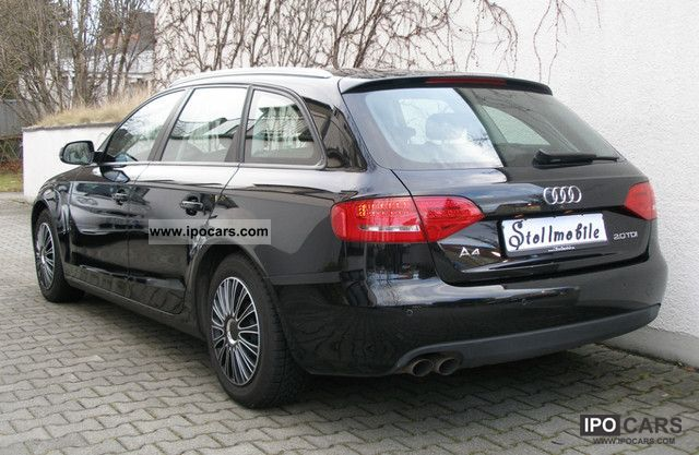 2010 audi a4 avant 2 0 tdi multitronic ambition car. Black Bedroom Furniture Sets. Home Design Ideas