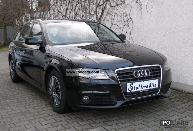 2010 audi a4 avant 2 0 tdi multitronic ambition car photo and specs. Black Bedroom Furniture Sets. Home Design Ideas