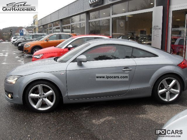 2008 audi tt 1 8 tfsi xenon climate pdc car photo and specs. Black Bedroom Furniture Sets. Home Design Ideas