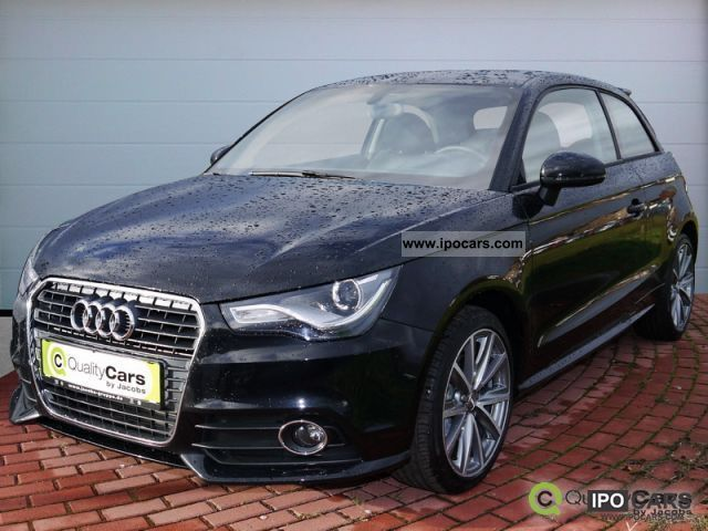 2011 Audi  A1 1.4 TSI 119 g ambitions, xenon plus, COMPETITIO Limousine Demonstration Vehicle photo