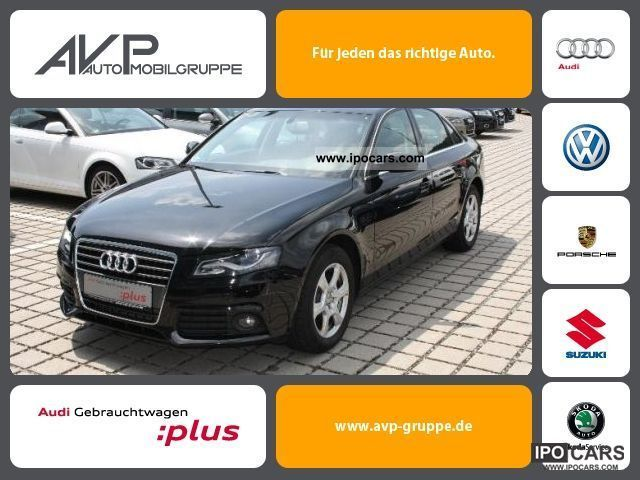 2010 Audi  A4 2.0 TDI * Xenon Sitzh. PDC ** 32% * and list Limousine Used vehicle photo