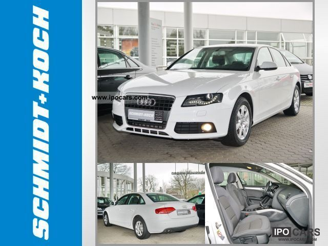 2010 Audi  A4 2.0 TDI 6-speed environment (air-xenon) Limousine Used vehicle photo