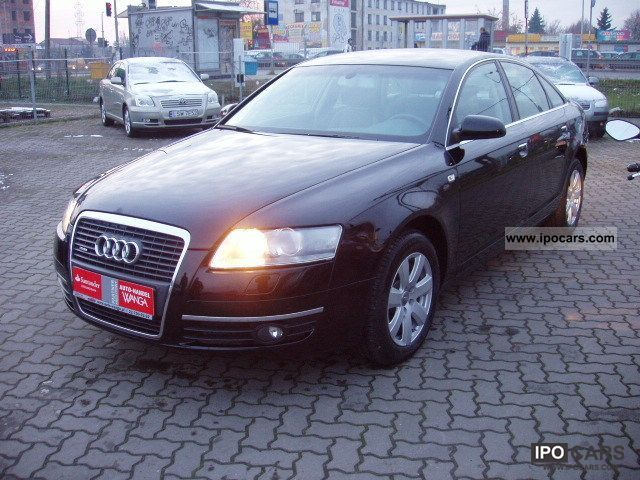 2007 audi a6 quatro car photo and specs. Black Bedroom Furniture Sets. Home Design Ideas