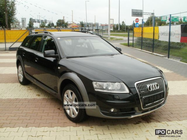 2007 audi a6 allroad quattro 3 0 tdi sunroof car photo and specs. Black Bedroom Furniture Sets. Home Design Ideas