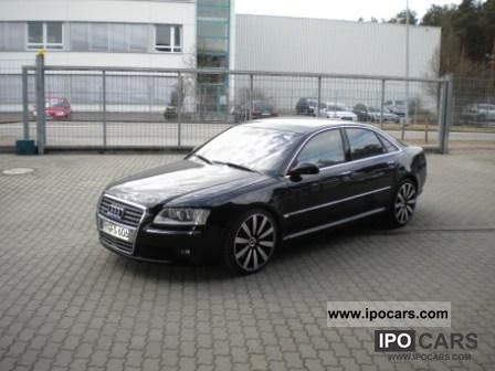 2004 Audi  A8 6.0 W12 quattro Limousine Used vehicle photo