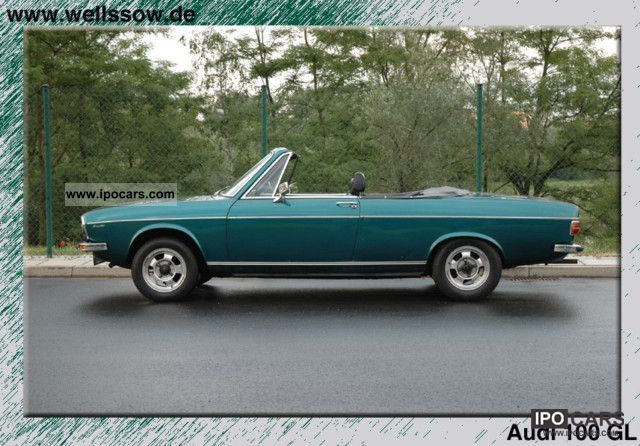 1973 Audi  100 Convertible - RHD - Crayford Cabrio / roadster Used vehicle photo