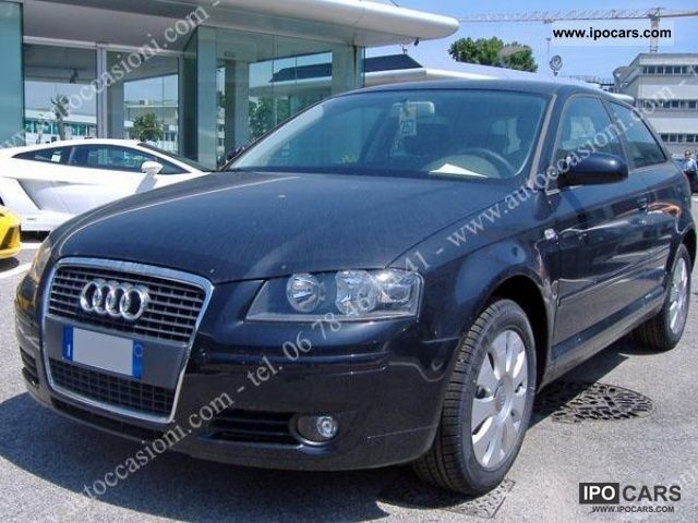 2008 Audi  A3 2.0 16V TDI Attraction Other Used vehicle photo