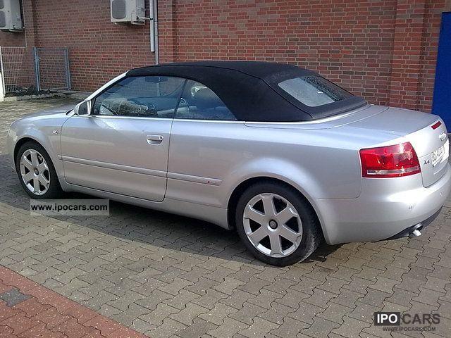2008 Audi  2.7TDi, AUDI WARRANTY, S-line, leather, Xenon, Bose Cabrio / roadster Used vehicle photo