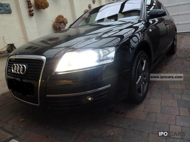2006 audi a6 quattro 2 7 tdi tiptronic dpf car photo and specs. Black Bedroom Furniture Sets. Home Design Ideas