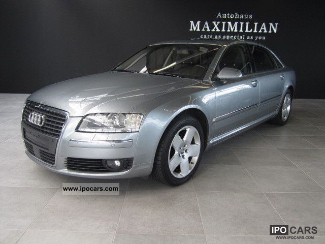 2007 Audi  A8 3.0 TDI DPF Long * Bang + Olufsen seat ventilation *! Limousine Used vehicle photo