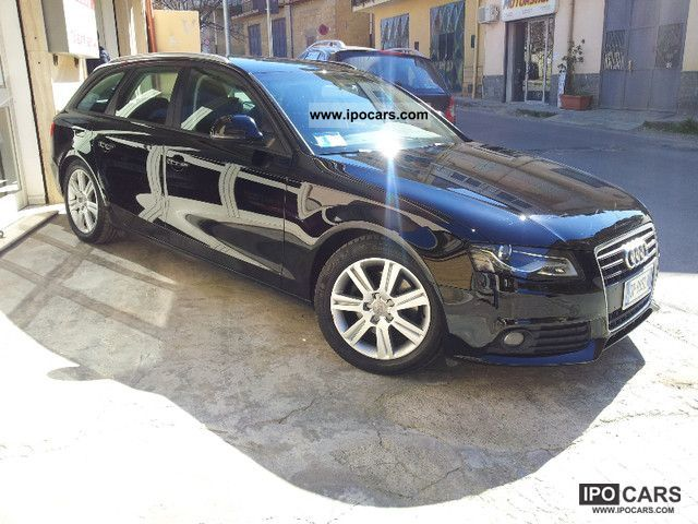 2008 audi a4 av 2 0 tdi ambition fap car photo and specs. Black Bedroom Furniture Sets. Home Design Ideas