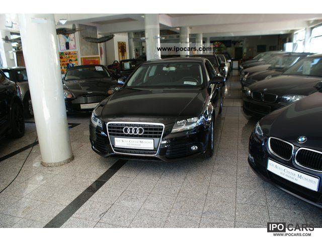 2011 Audi  A4 setting - new car warranty! Limousine Used vehicle photo
