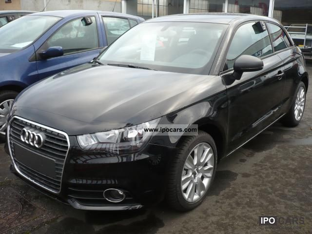 2012 audi a1 1 6 tdi 105 ambition clim car car photo and specs. Black Bedroom Furniture Sets. Home Design Ideas