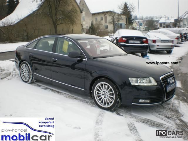 2009 audi a6 3 0 tfsi quattro tiptronic facelift car photo and specs. Black Bedroom Furniture Sets. Home Design Ideas