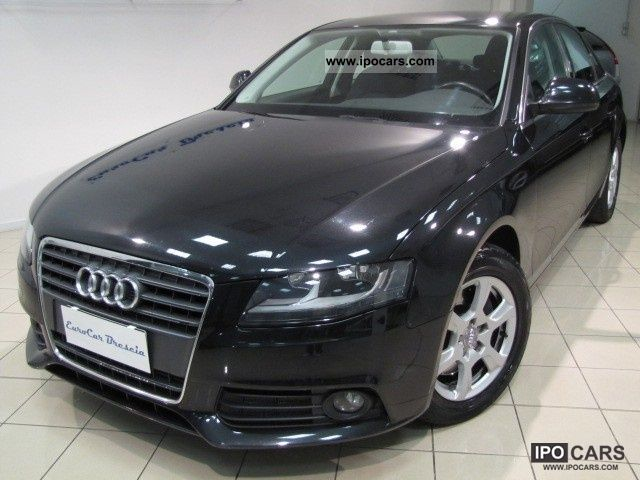 2008 audi a4 2 7 v6 tdi multitr navigatore automatic euro4 car photo and specs. Black Bedroom Furniture Sets. Home Design Ideas