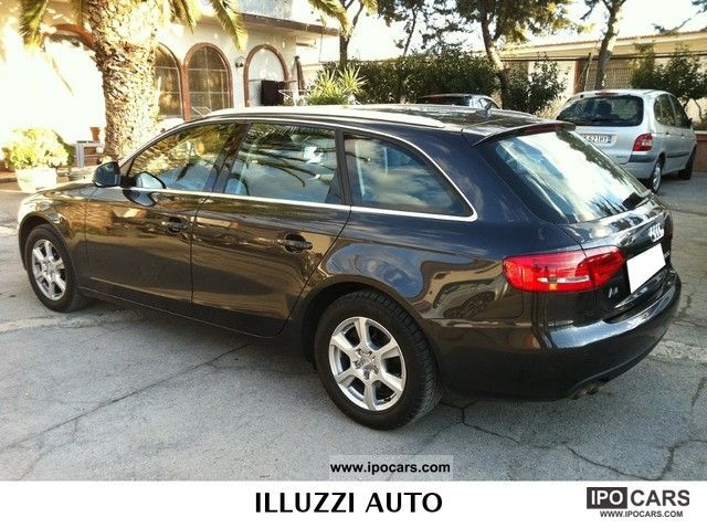 2009 audi a4 av 2 0 tdi fap navi plus xeno car photo and specs. Black Bedroom Furniture Sets. Home Design Ideas