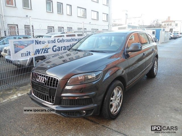 2006 Audi  Q7 3.0 TDI Quattro + CONVERSION FOR FACELIFT Limousine Used vehicle photo