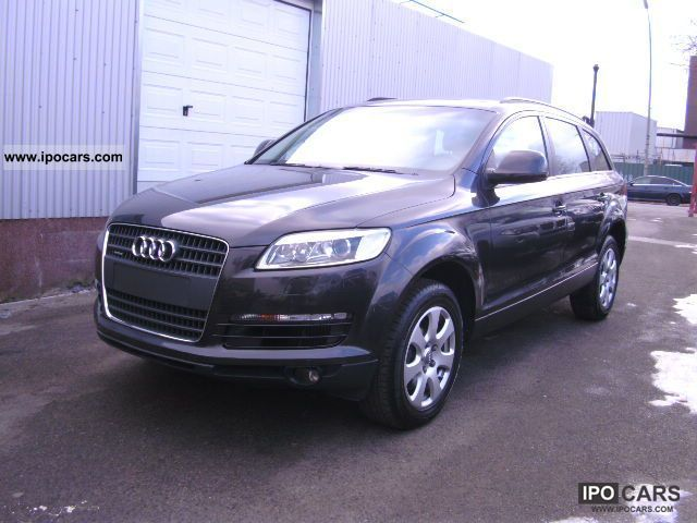 2007 Audi  Q7 3.0 TDI quattro tiptronic / panorama roof Limousine Used vehicle photo