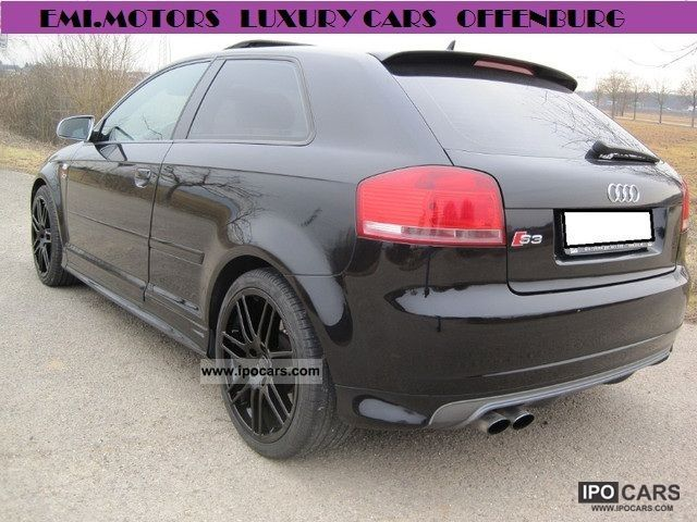 2007 Audi S3 Sunroof 18inch Xenon Car Photo And Specs