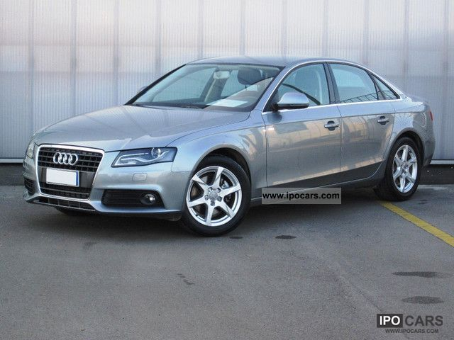 2009 audi a4 2 0 tfsi advanced car photo and specs. Black Bedroom Furniture Sets. Home Design Ideas