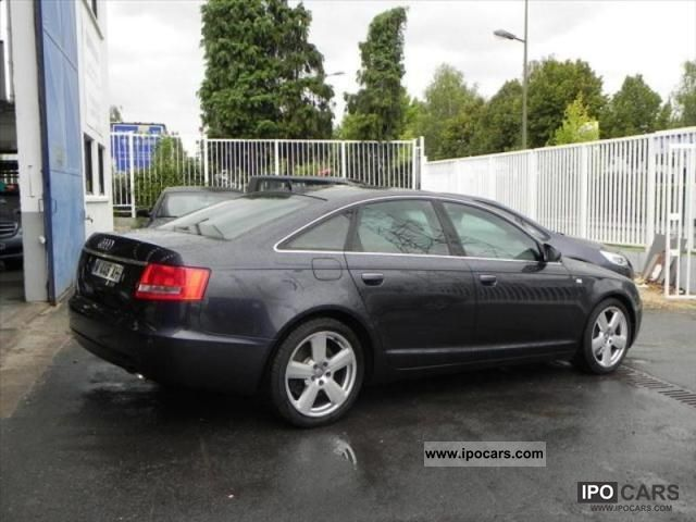 2006 audi a6 quattro s line 3 0 tdi233 dpf car photo and specs. Black Bedroom Furniture Sets. Home Design Ideas