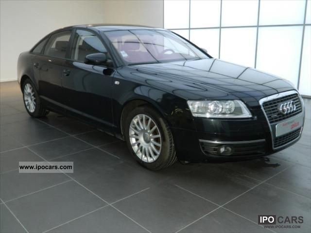 2007 Audi  A6 3.2 FSI Ambition Luxe Off-road Vehicle/Pickup Truck Used vehicle photo
