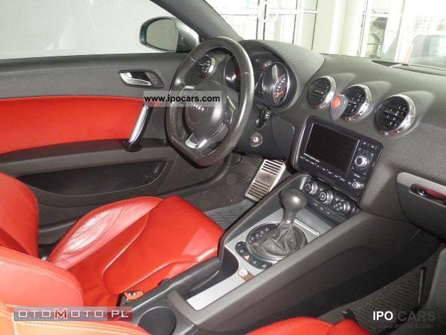 2008 Audi TT 200 KM - Car Photo and Specs