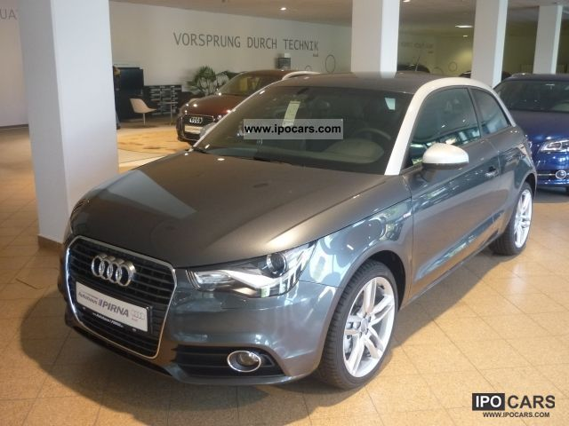 2011 audi a1 s line xenon car photo and specs. Black Bedroom Furniture Sets. Home Design Ideas