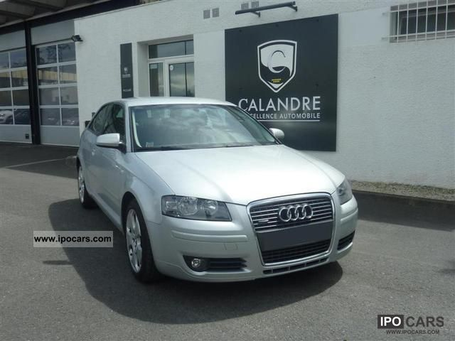 2007 audi a3 v6 3 2 quattro 250ch ambition luxe car. Black Bedroom Furniture Sets. Home Design Ideas