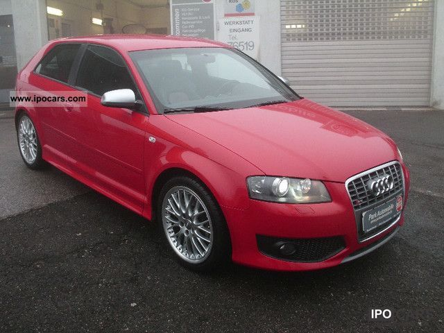 2007 audi s3 quattro sport line car photo and specs. Black Bedroom Furniture Sets. Home Design Ideas