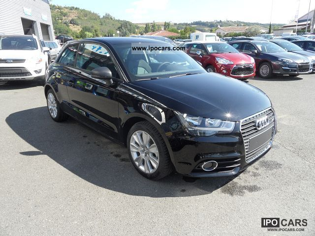 2012 audi a1 1 6 tdi 105 ambition car photo and specs. Black Bedroom Furniture Sets. Home Design Ideas