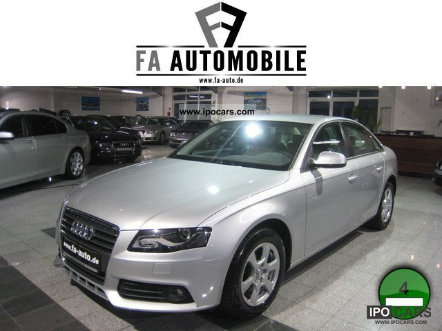 2010 Audi  A4 2.0 TDI / NAVI / XENON / HEATER / MFL / PDC / ALU Limousine Used vehicle photo