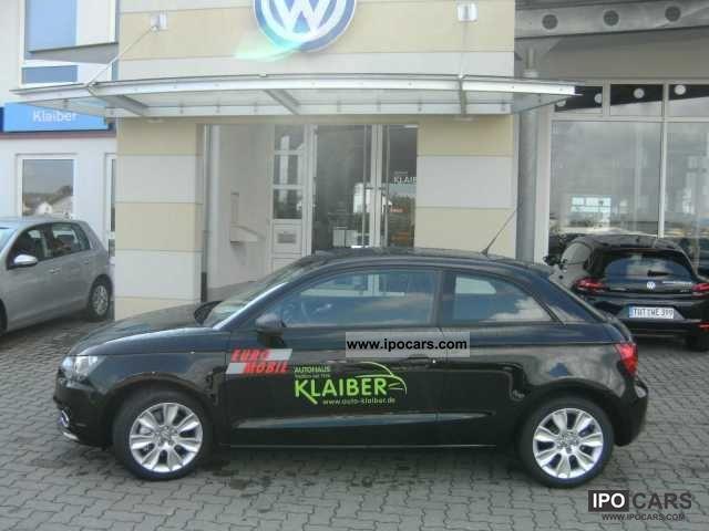 2011 Audi  1.6 liter TDI Ambition A1 Limousine Demonstration Vehicle photo