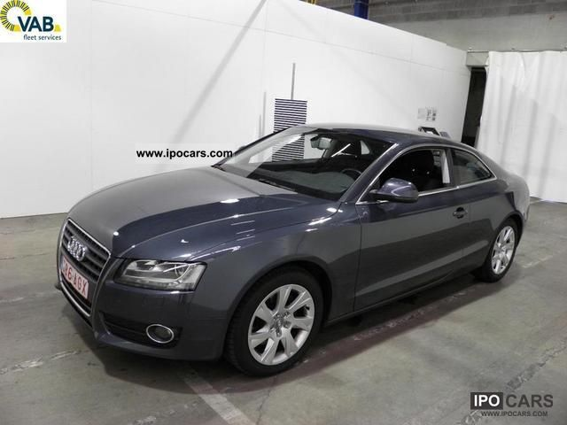 2009 audi a5 2 7 tdi multitronic car photo and specs. Black Bedroom Furniture Sets. Home Design Ideas