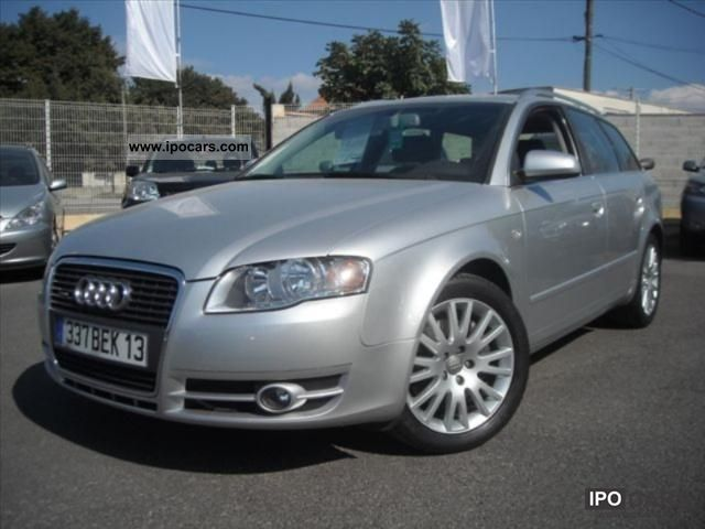 2006 audi a4 3 0 tdi233 ambition luxe ttro car photo and. Black Bedroom Furniture Sets. Home Design Ideas
