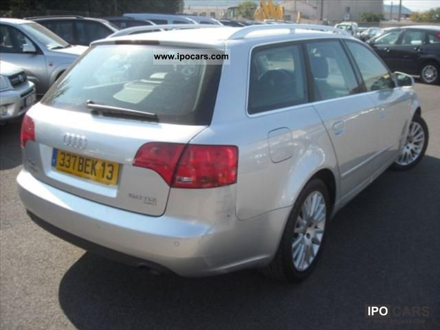 2006 audi a4 3 0 tdi233 ambition luxe ttro