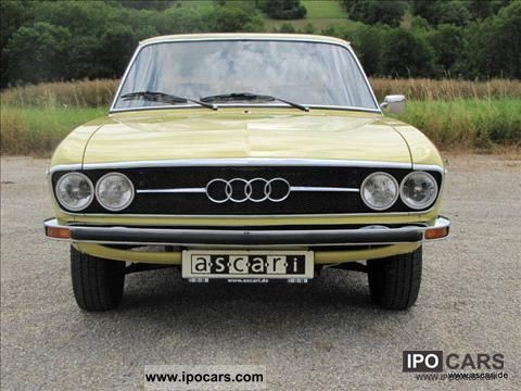 1973 Audi  100 (C1) 1.9 GL Limousine Classic Vehicle photo