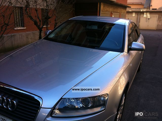 Audi  A6 multi impianto GPL 2007 Liquefied Petroleum Gas Cars (LPG, GPL, propane) photo