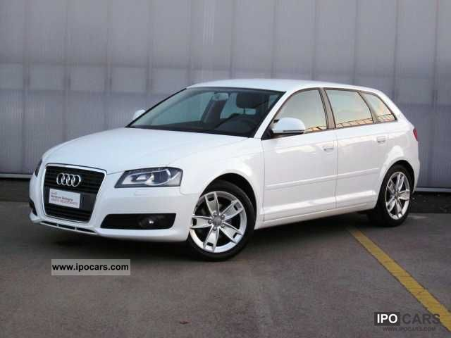 2009 audi a3 2 serie spb 2 0 tdi f ap ambition car photo and specs. Black Bedroom Furniture Sets. Home Design Ideas