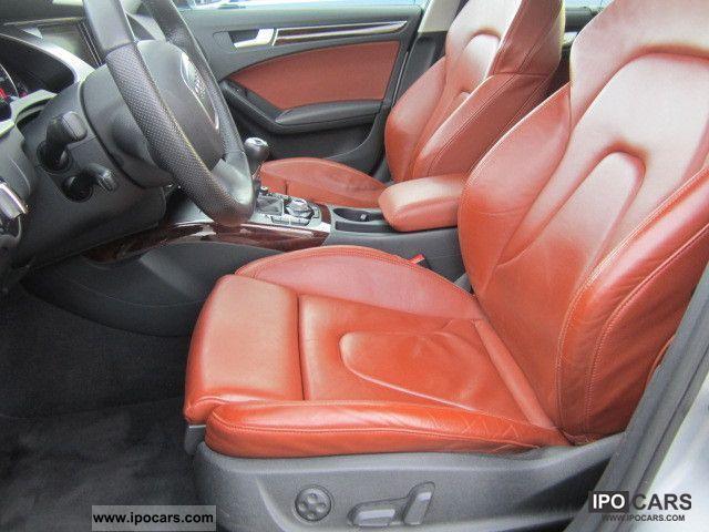 2008 Audi  A4 Av. 3.0 TDI q *. Bang & Olufsen * drive select * 19 \ Estate Car Used vehicle photo