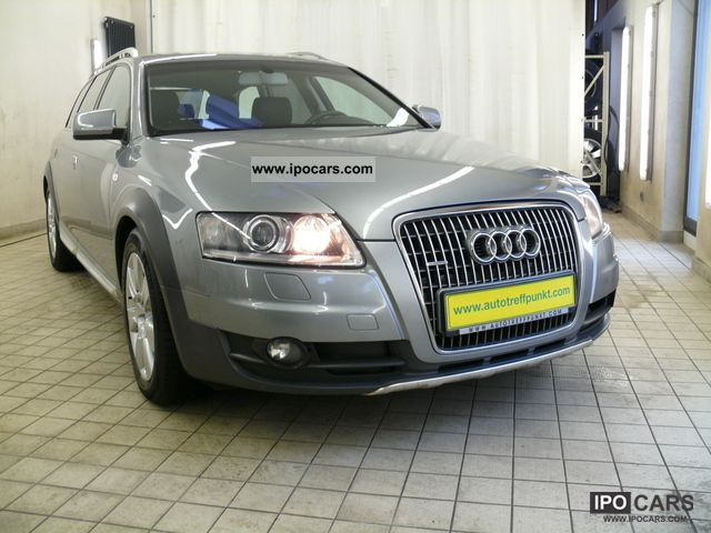 2008 Audi  A6 Allroad 2.7 TDI quattro automatic Estate Car Used vehicle photo
