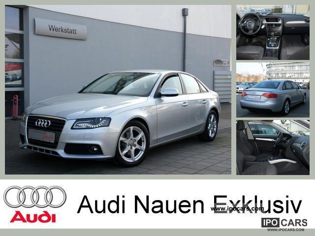 2011 Audi  A4 2.0 TDI multitronic Ambition xenon (- navigation Limousine Used vehicle photo