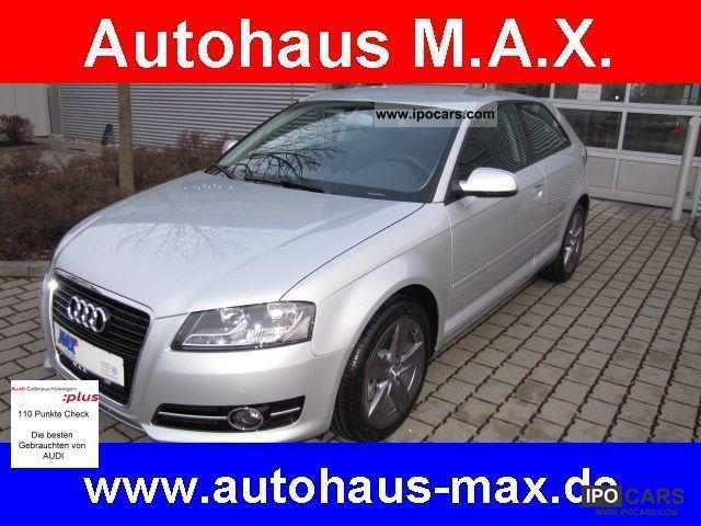 2011 Audi  A3 1.4 TSI ambience aluminum PDC seats automation Limousine Demonstration Vehicle photo